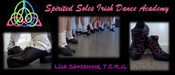 Spirited Soles Irish Dance Academy